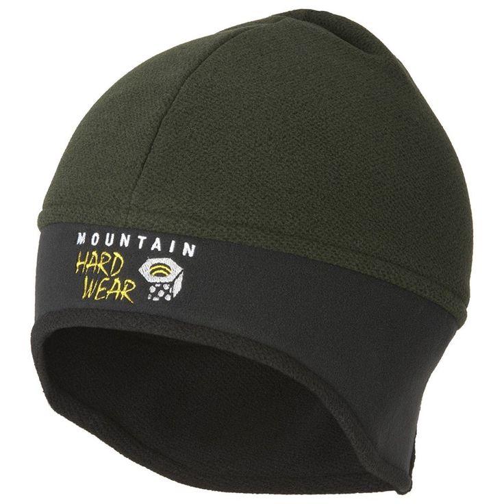 Windproof Mountain Hardwear Dome Perignon Beanie -Mens Large-Alpine Green #MountainHardwear #Beanie