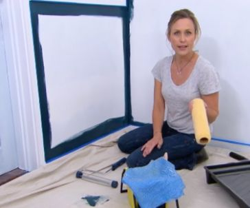 DIY Painting Tips - Better Homes and Gardens - Tara Dennis