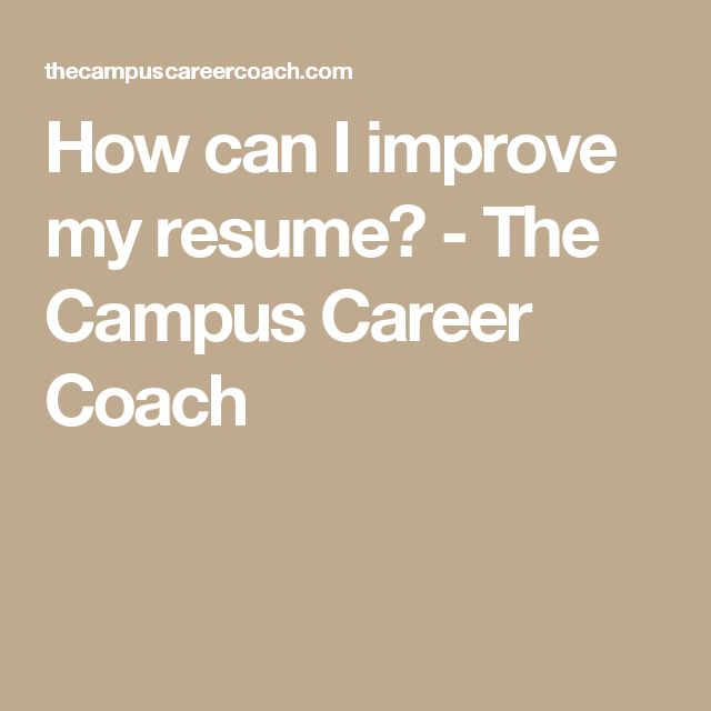 89 best Resume and Cover Letter Tips images on Pinterest | Cover ...