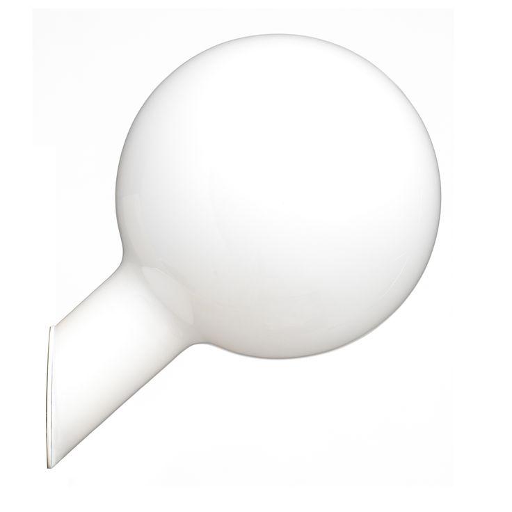 Pin Bathroom lamp, White, Örsjö Belysning