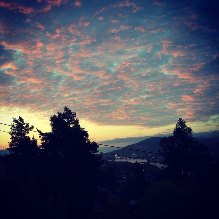 God morgen Drammen