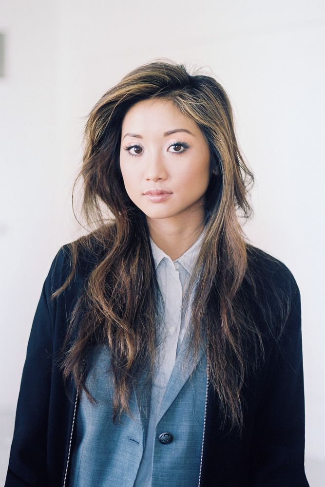 Our Brenda Song Q&A is now live in #TheMagazine! Click through to check it out!