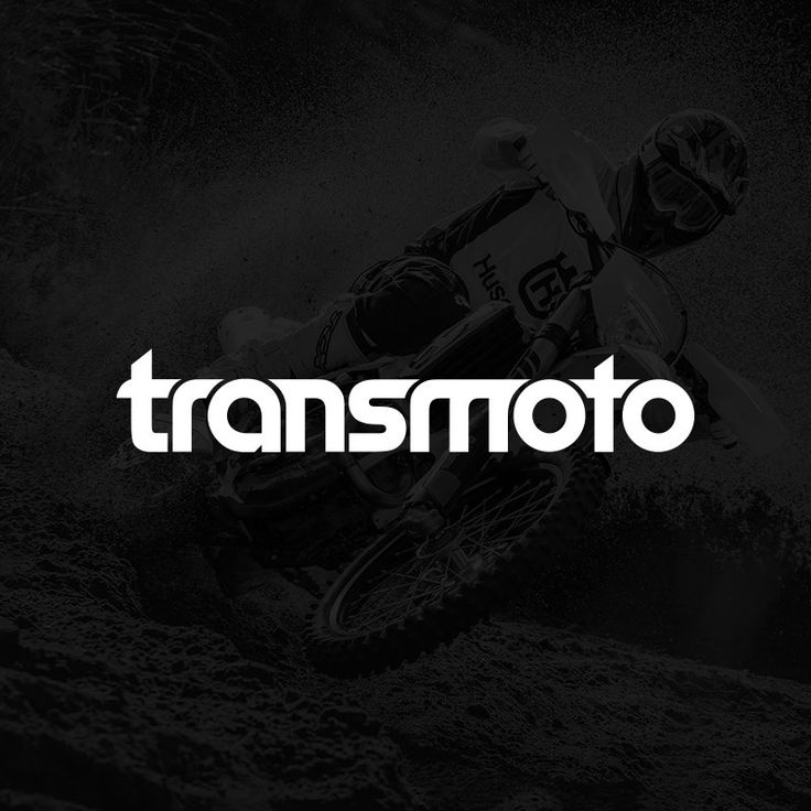 Title font for Australian motorcycle magazine Transmoto