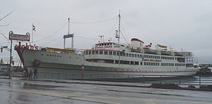 Captain John's Harbour Boat Restaurant is a noted restaurant and banquet hall in Toronto, Ontario, Canada.