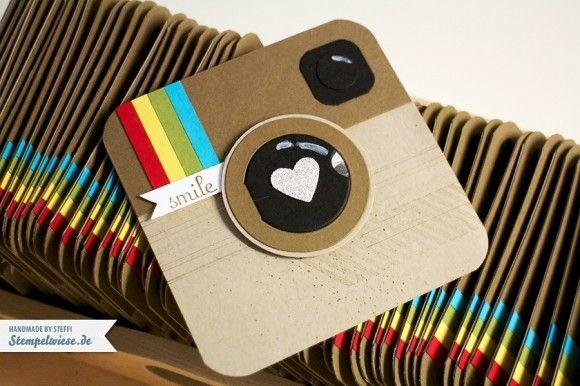 Instagram - Punch Art - Card