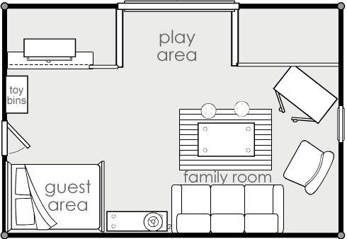 Making multi-use rooms work
