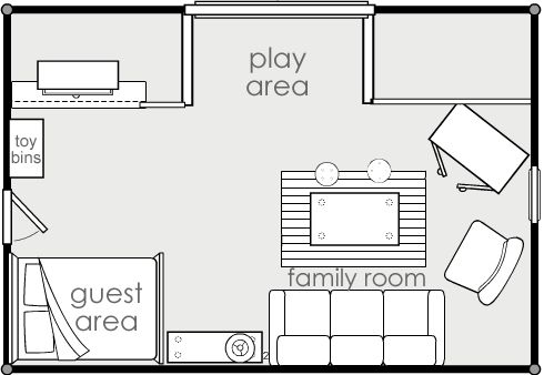 Making multi-use rooms work