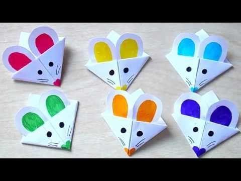5 Easy Kawaii Bookmark DIYs - DIY Ice Cream, Cookie, Cupcakes, Melon Bookmarks - YouTube