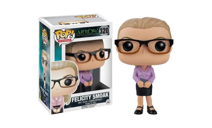 Wszyscy chyba znająFelicity Smoak, najlepsząhakerkę i mił... pomocniczkęw przygodach Arrowa? #Arrow