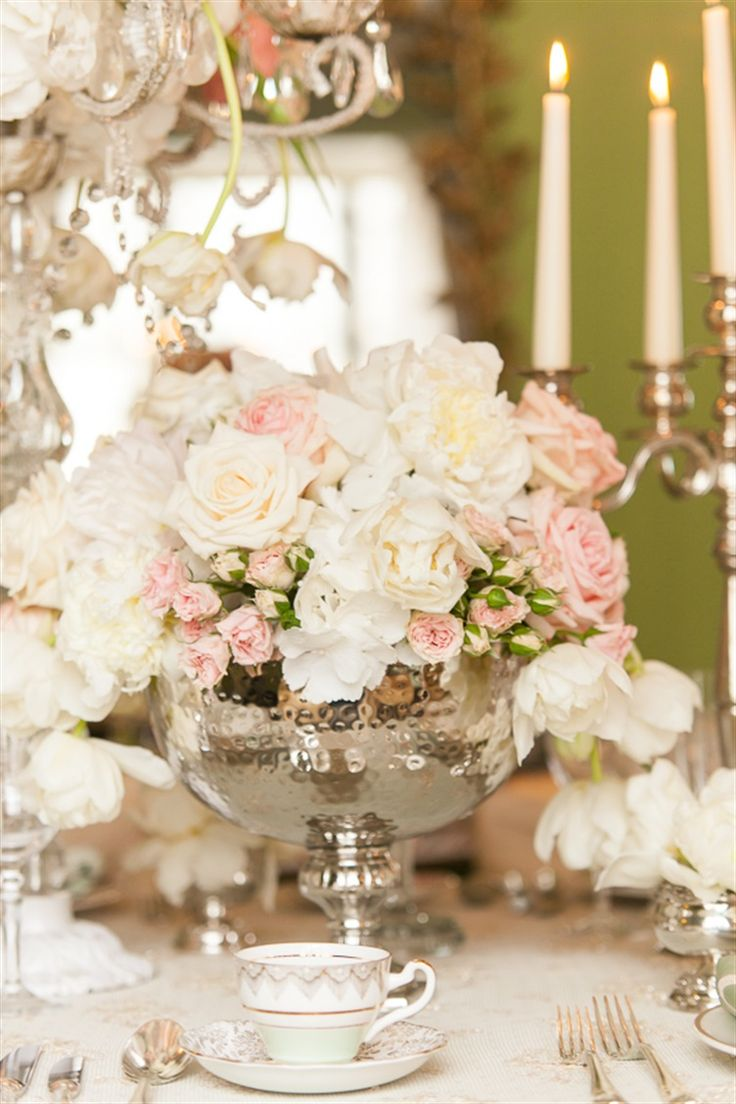 Downton Abbey Wedding Inspiration Roundup Floral
