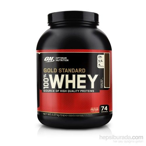 Optimum Gold Standard Whey Protein Powder