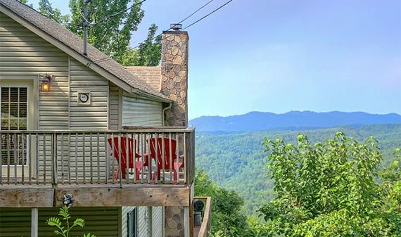 All Star View 3 Bedroom 2 Bathroom Cabin Rental In Gatlinburg Tennessee Cabins For You