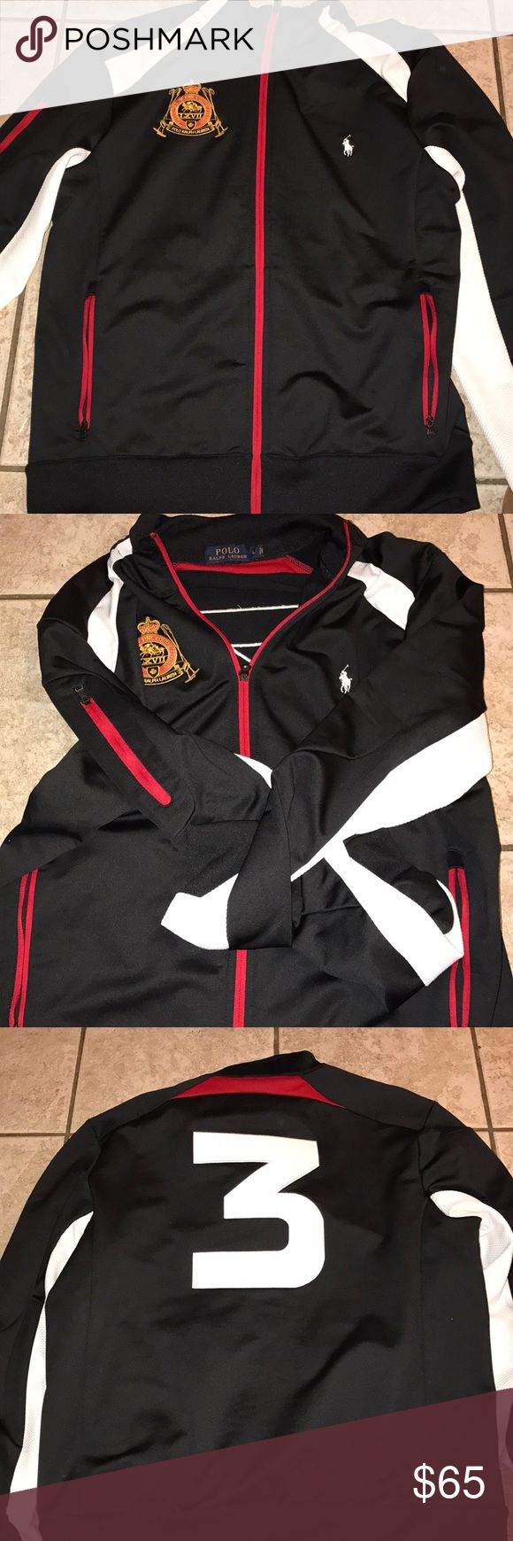 Polo sports jacket Worn once Polo by Ralph Lauren Jackets & Coats Utility Jackets