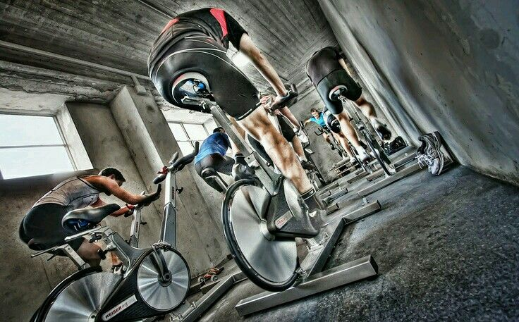 we love cycling & spinning
