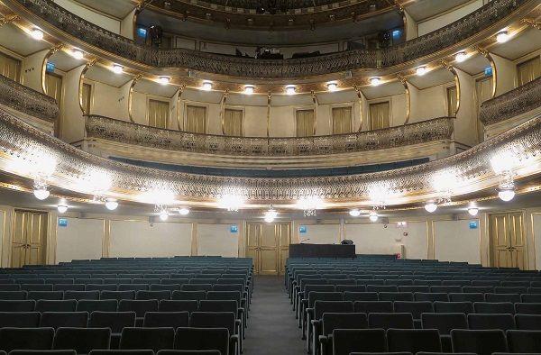 Teatro Trindade, As artes cénicas têm nova luz com a Aura Light « Aura Light Portugal
