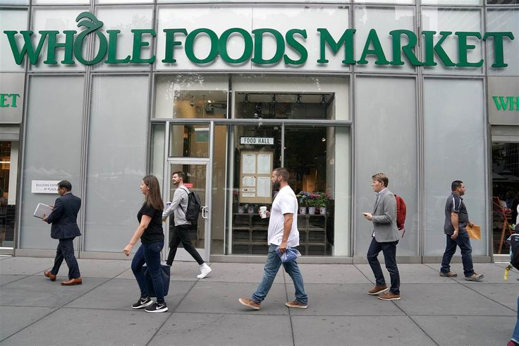Amazon Buys Whole Foods for $14B, Sending Market Into Frenzy: Internet retail titan Amazon will buy natural and organic supermarket chain Whole Foods in a deal valued at $13.7 billion. http://www.nbcnews.com/business/business-news/amazon-buy-whole-foods-13-7-billion-cash-n773281?cid=public-rss_20170617&utm_source=rss&utm_medium=Goulash&utm_campaign=RSS