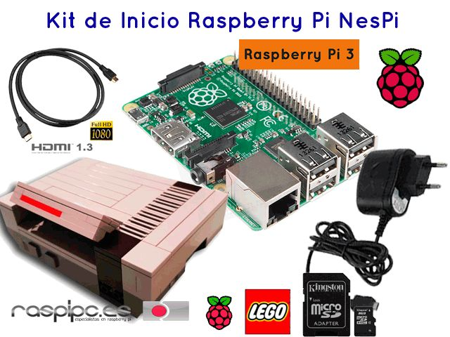 Tu web en español de Raspberry Pi