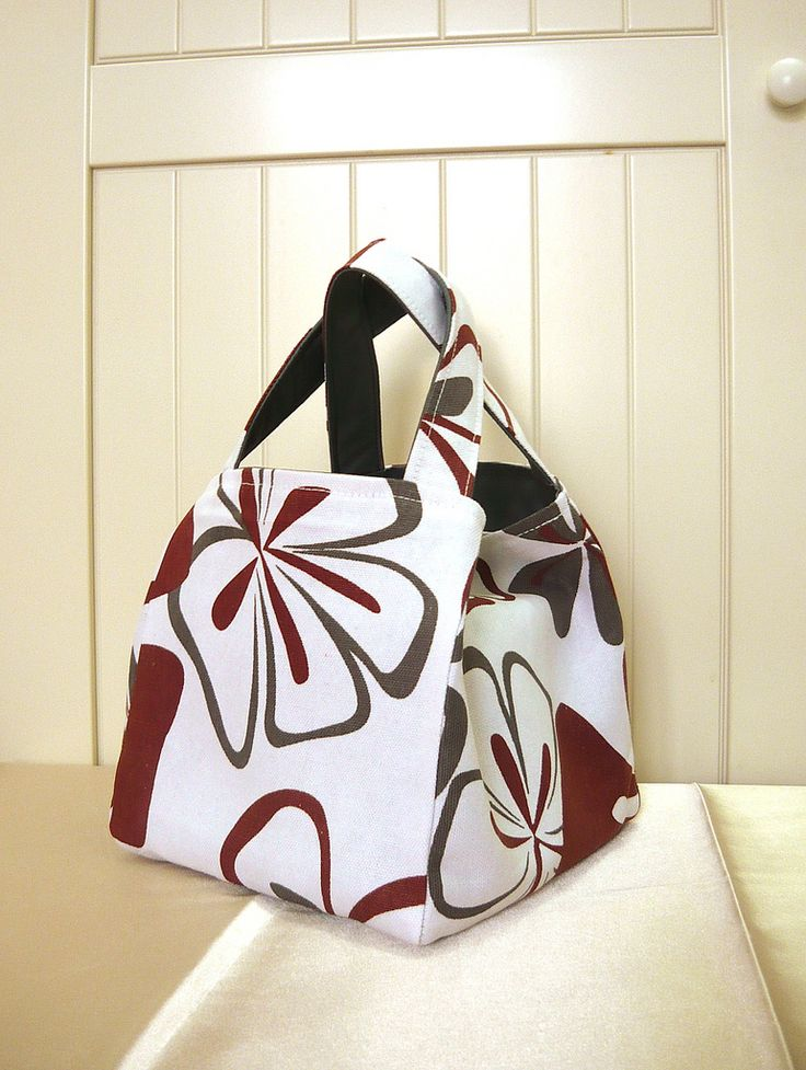 Square box bag | This a special bag which is square on all s… | Flickr