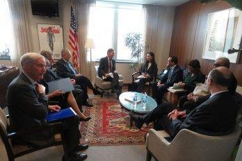 RD Da A Conocer A EEUU Estrategia De Política Exterior Y Reinicio De Diálogo Con Haití