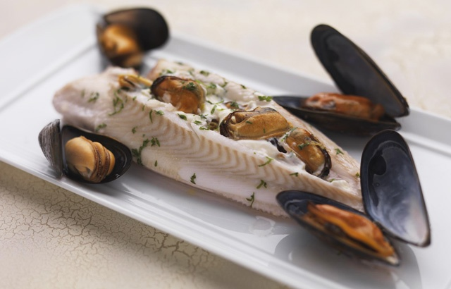 Sole benoit by Chef Martin Wishart