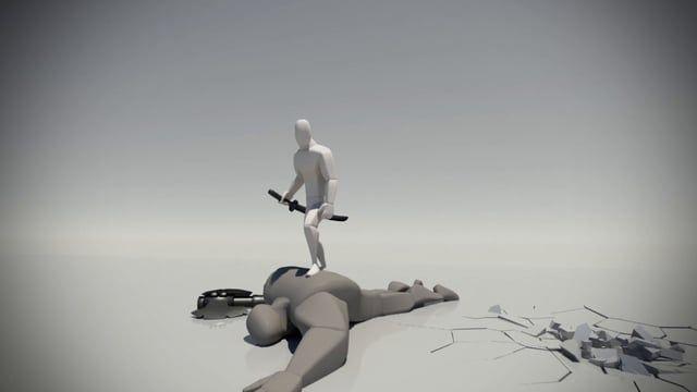 Michael Shin - Game Animation Reel