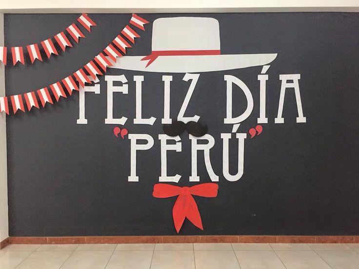 28 de Julio, Lima Perú.