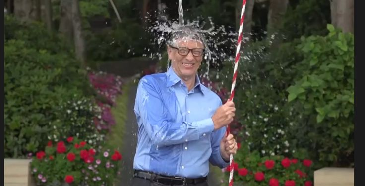 Umfrage zur ALS Ice Bucket Challenge - bitte teilen und teilnehmen!