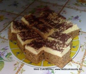 Csehszlovák sütemény