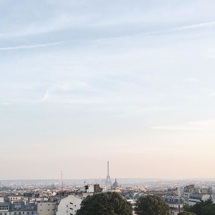 Magical evenings in #paris  #madefromscratch