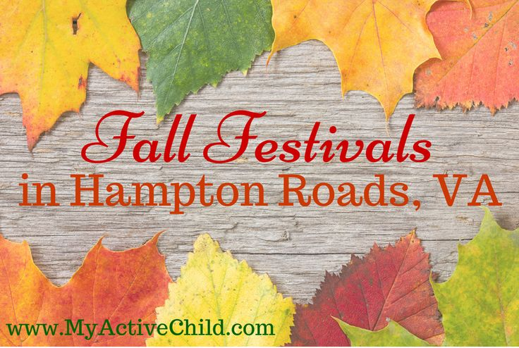 62 best fall fun in hampton roads for Craft shows in hampton roads