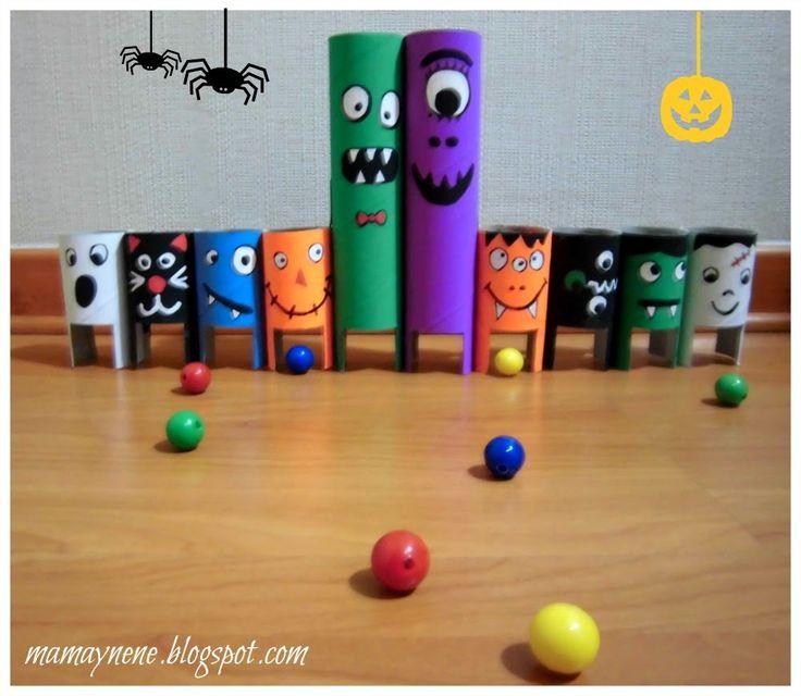 Monstruitos del 1 al 10 juguete educativo para ni os de 2 for Juguetes para jardin infantil