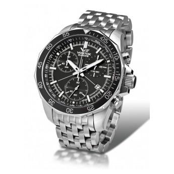 Reloj Acero tipo pulsera  http://www.tutunca.es/reloj-vostok-rocket-n1-negro-acero