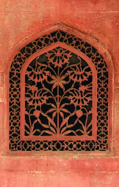 Style court: Indian architecture