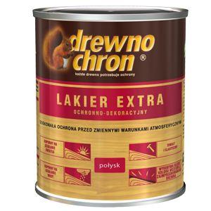 Lakier jest przeznaczony do ochronnego i dekoracyjnego malowania powierzchni drewnianych i drewnopochodnych, eksploatowanych wewnątrz i na zewnątrz pomieszczeń (drzwi, okna, meble ogrodowe, boazerie zewnętrzne, altanki, domki letniskowe). Wewnątrz: Przy zastosowaniu na zewnątrz powierzchnie należy uprzednio zaimpregnować środkiem ochronnym Drewnochron Impregnat. http://drewnochron.pl/produkty/p/289-lakier-extra-polysk-i-polmat
