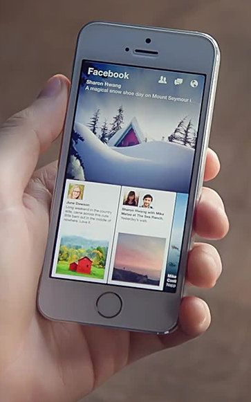 Paper, The Opening Sentence In Facebook's 10-Year Plan | Co.Design | business + design