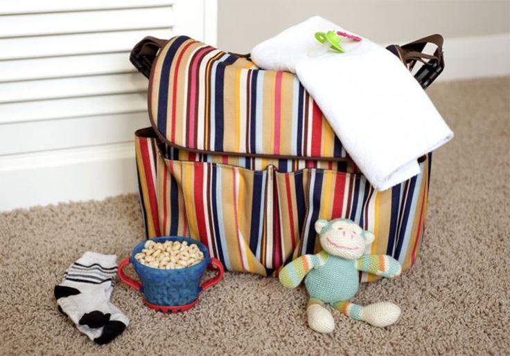 Maternidade: o que levar na bolsa de passeio? - Casinha Arrumada
