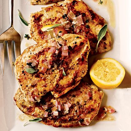Sautéed Chicken with Sage Browned Butter | Recipe | Butter ...