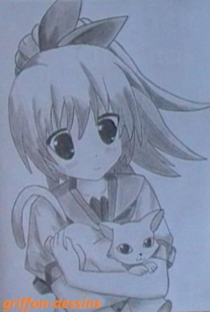 Griffon Dessins Manuel Pinterest Dessin Manga Dessin Et