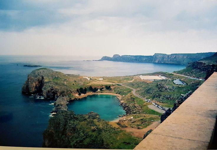 Greece Rhodes island lindos