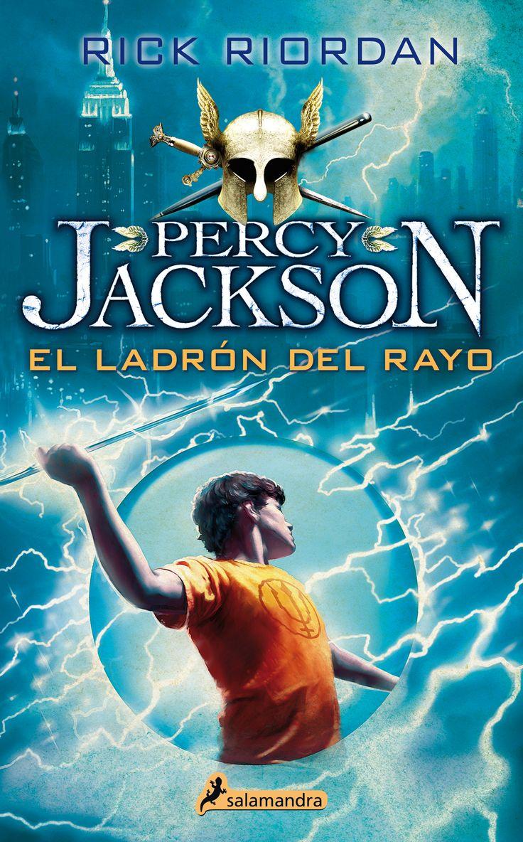 el ladrón del rayo (ebook)-rick riordan-9788415470304