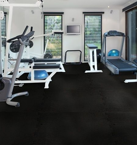 Lovely Rubber Matting for Gym