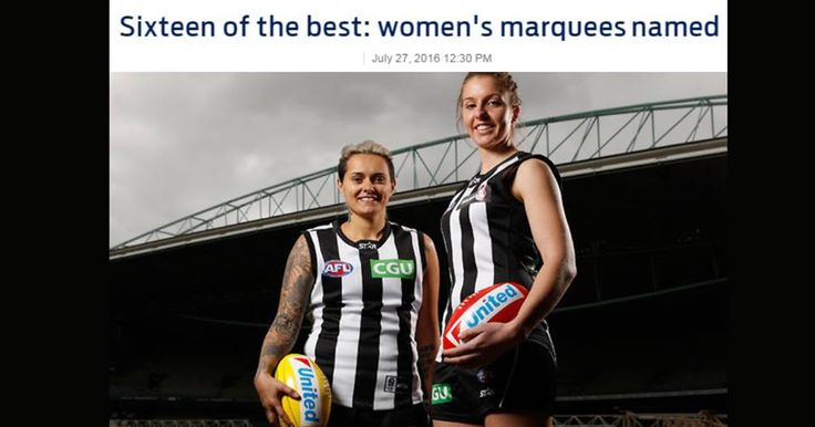 Moana Hope (left) and Emma King are Collingwood's marquee #players in the new women's league : http://bit.ly/2adP6CY