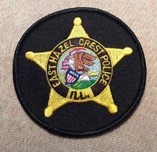 East Hazel Crest Illinois Police Patch