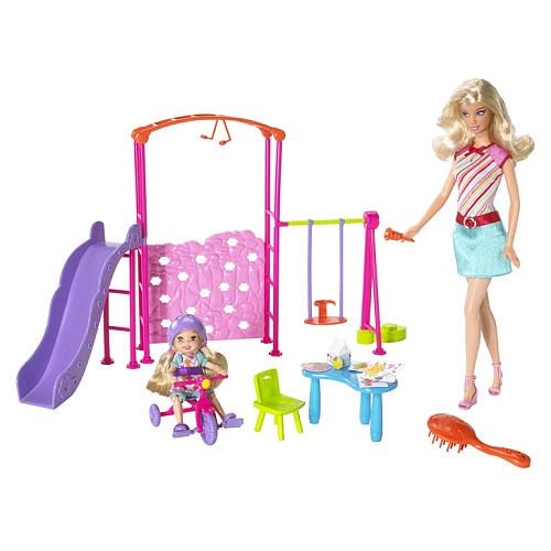 Toys For Teachers : Barbie i can be doll playset preschool teacher toys