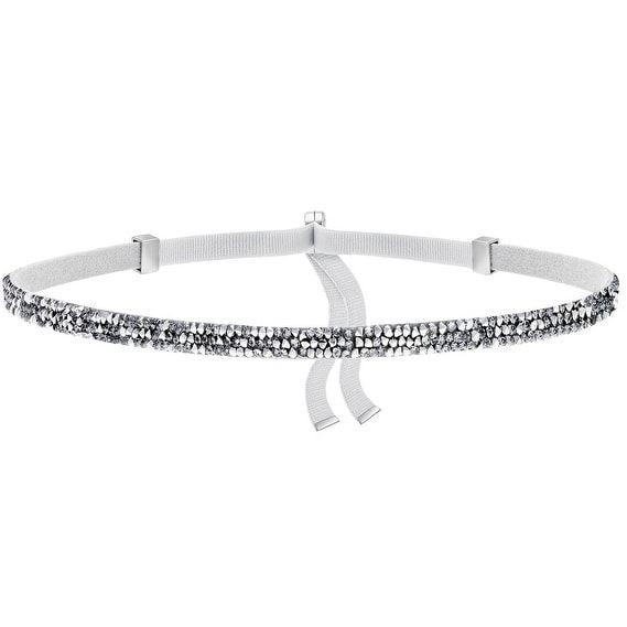 Swarovski Crystaldust Choker - Gray - 5255055