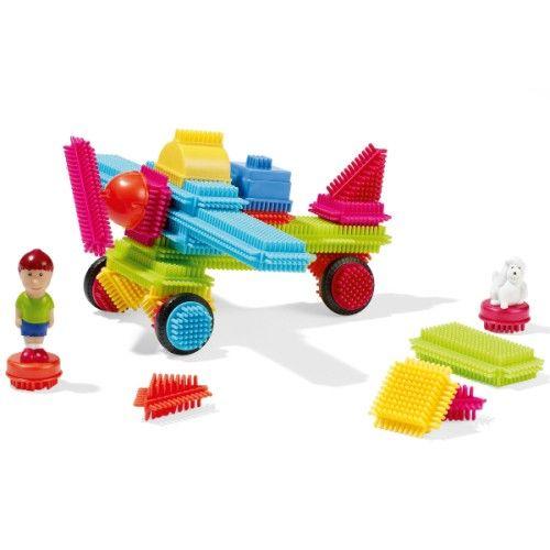 mallette 85 blocs de construction oxybul pour enfant de 2