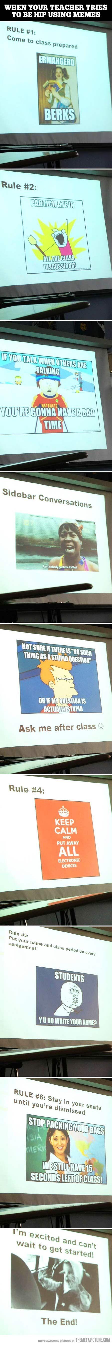 Meme Class