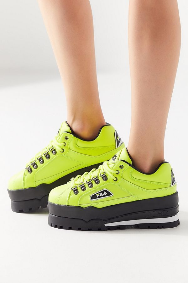 huge discount df057 b8289 Slide View  6  FILA Trailblazer Platform Sneaker