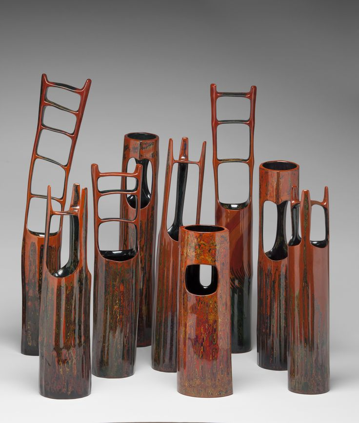 Bamboo and Lacquer by Fujinuma Noboru
