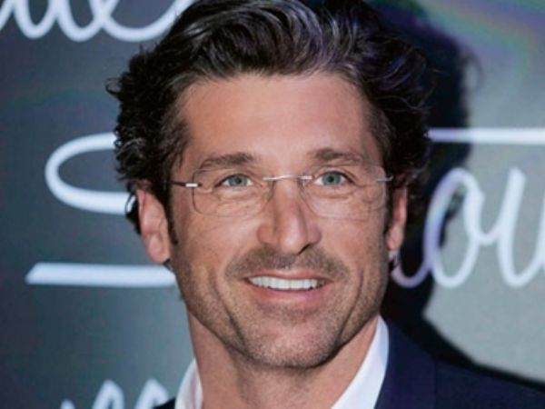 McDreamy' Patrick Dempsey Carries It Off With Rimless ...